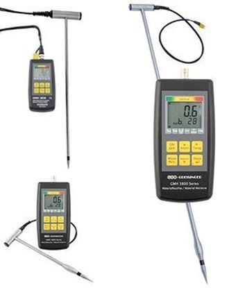 Hình ảnh củaThiết bị đo chất liệu ẩm Greisinger